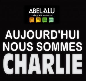 """ABEL ALU  """"JE SUIS CHARLIE"""""""