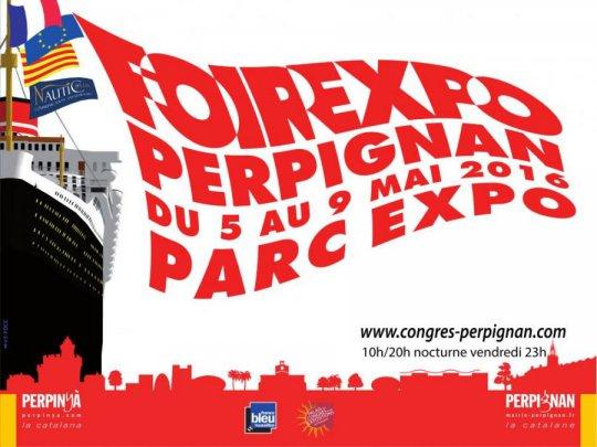 Abel alu partenaire de la foire expo de perpignan du 5 au for Nocturne foire expo
