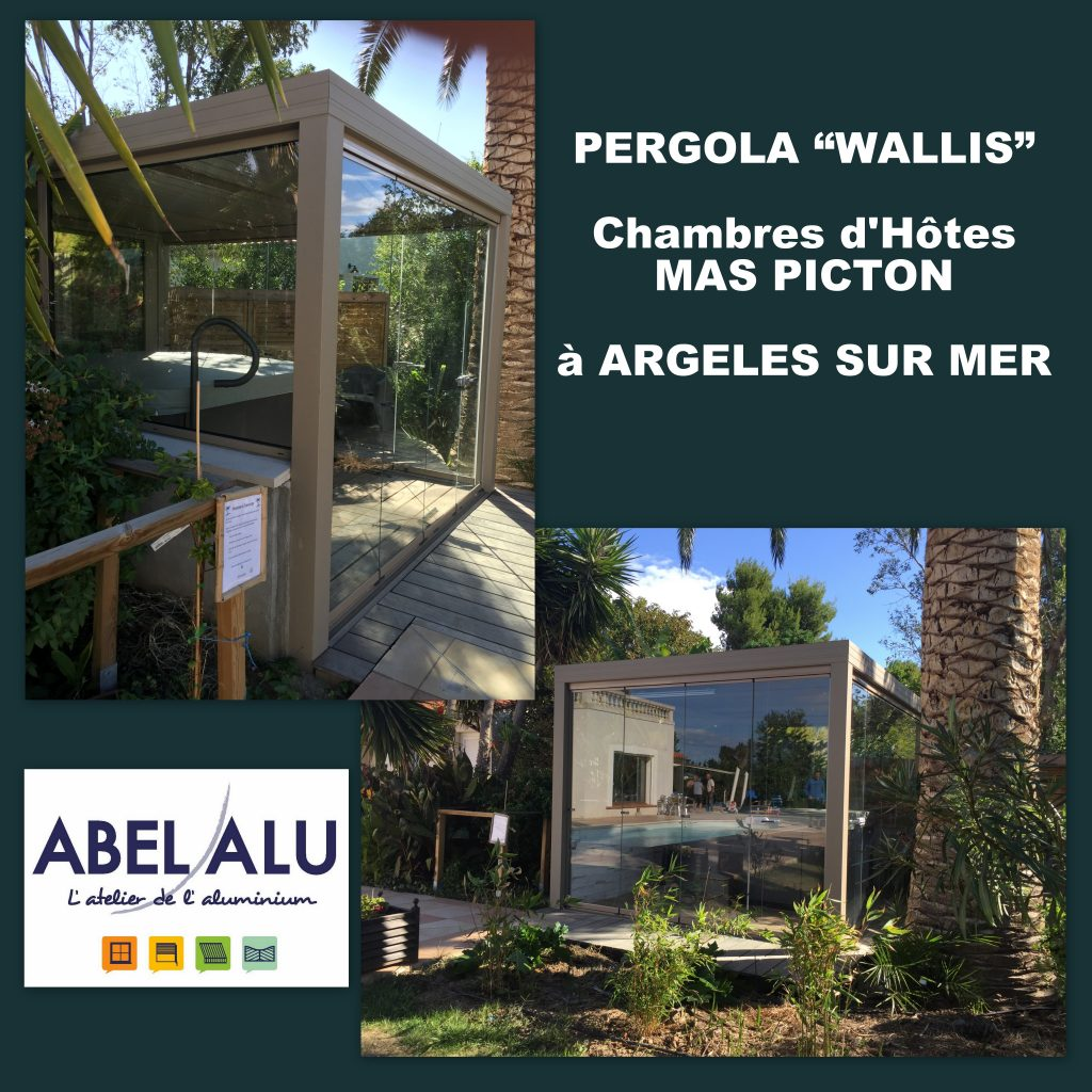 PERGOLA WALLIS