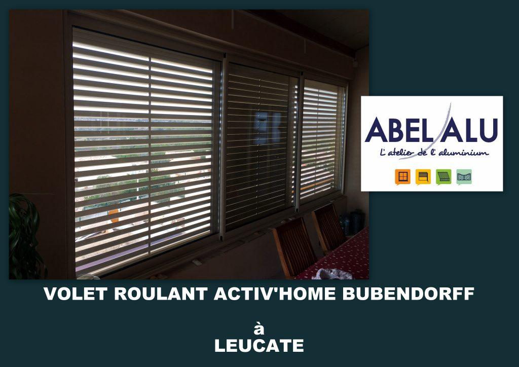ABEL ALU - VR ACTIV'HOME - LEUCATE