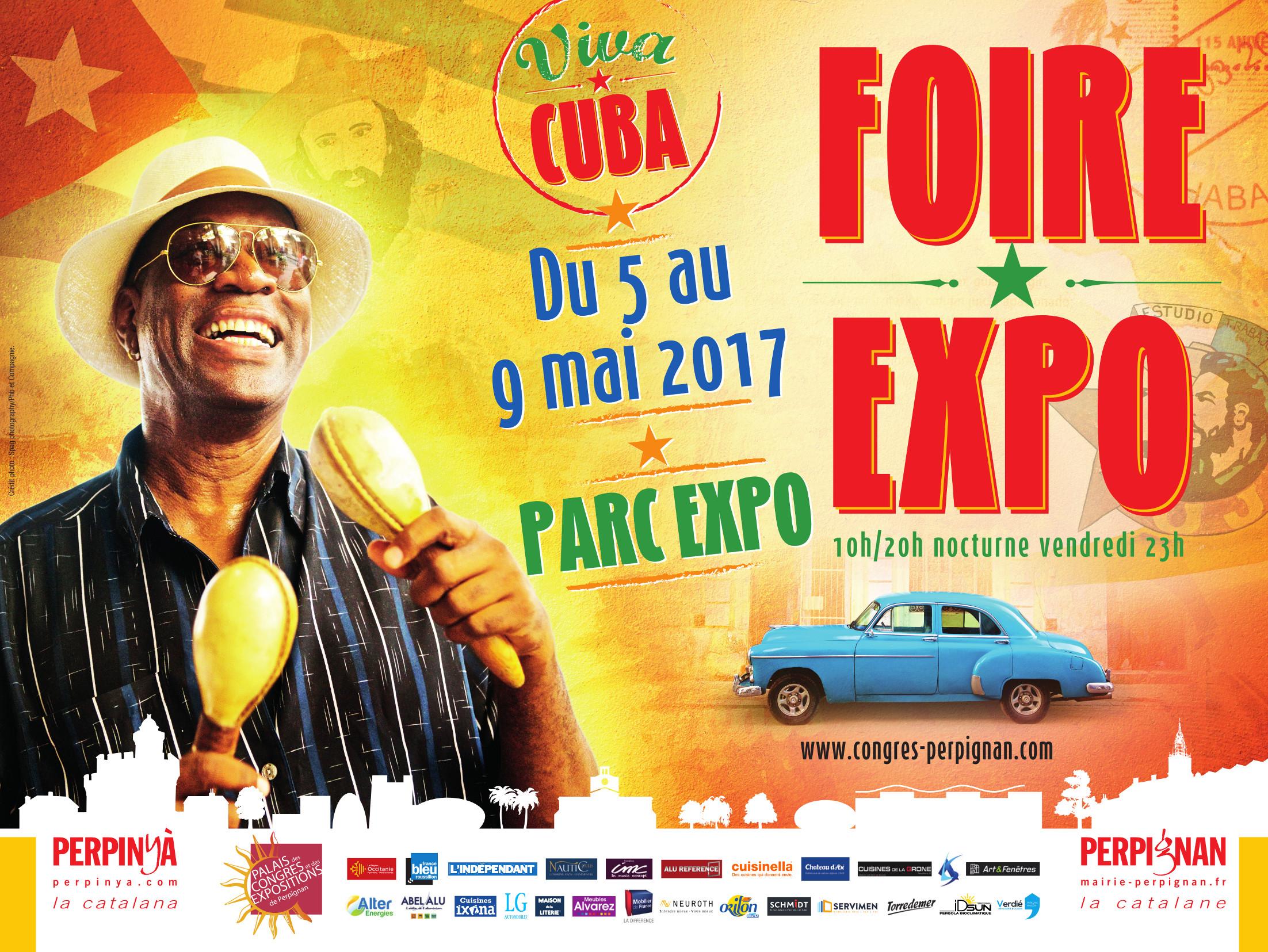 Foire Expo 2017 - Paysage light
