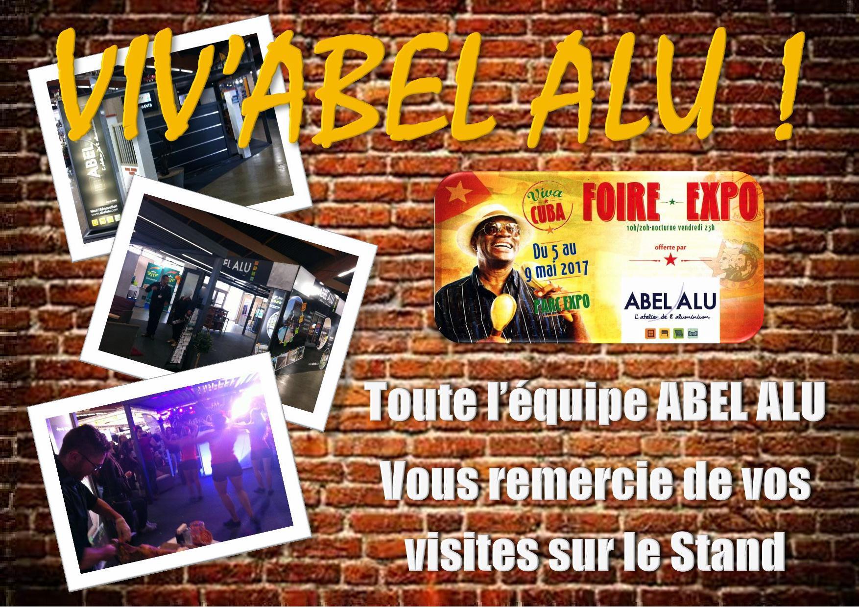 Menuiserie alu perpignan abel alu - Foire expo toulouse 2017 ...