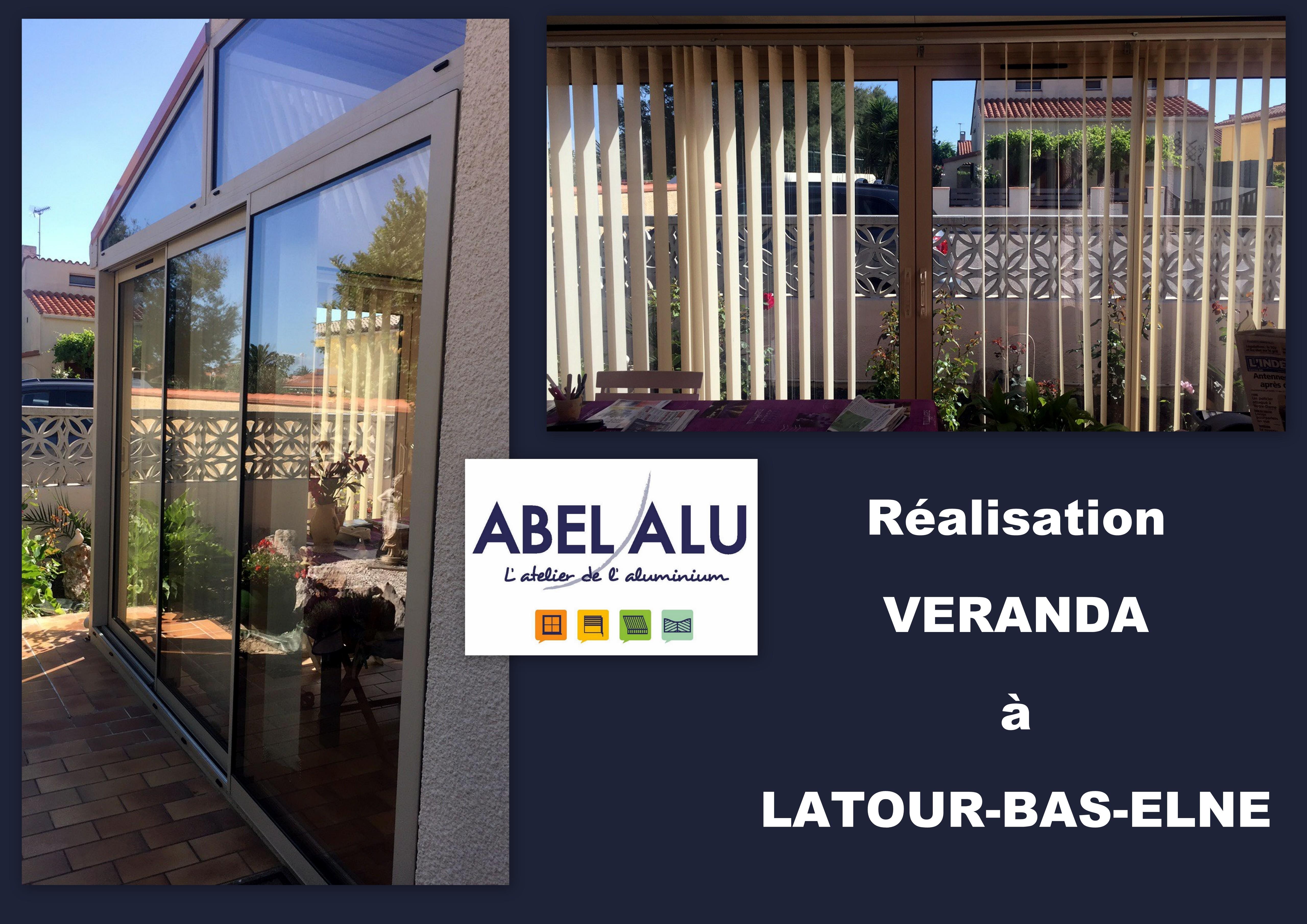 ABEL ALU - VERANDA - LATOUR-BAS-ELNE