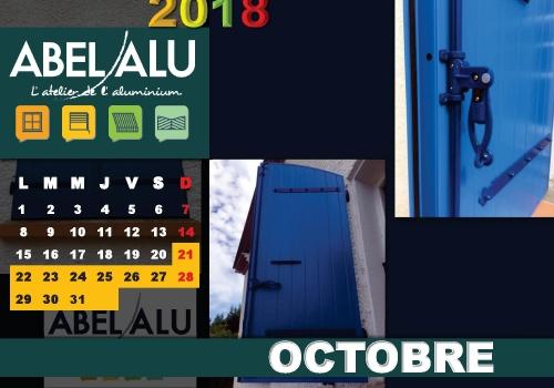 OCTOBRE 2018 – ABEL ALU