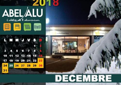 DECEMBRE 2018 – ABEL ALU
