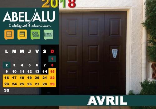 AVRIL 2018 – ABEL ALU