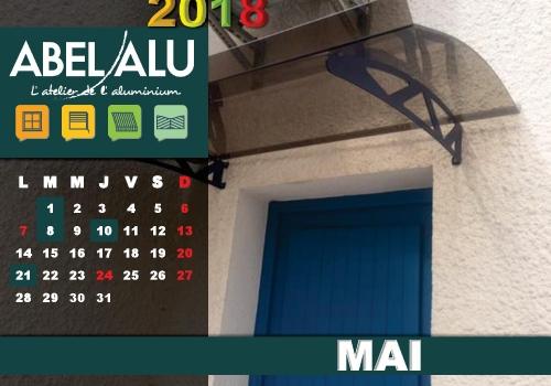 MAI 2018 – ABEL ALU