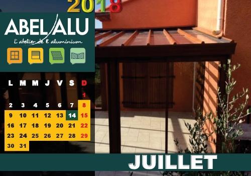 JUILLET 2018 – ABEL ALU