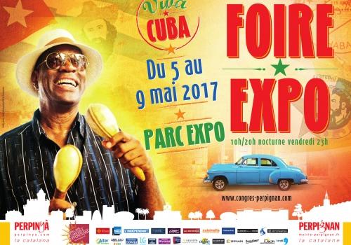 ABEL ALU partenaire de la FOIRE EXPO 2017 à Perpignan – Viva Cuba !