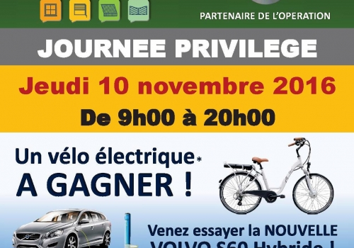 INVITATION JOURNEE PRIVILEGE