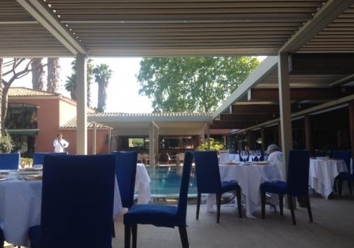 Villa Duflot, Abel Alu est fier d'avoir réalisé la nouvelle pergola