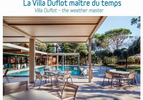 """La Villa Duflot sur le magazine """"Signature by profils Systèmes"""""""