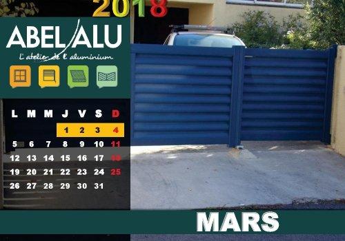 MARS 2018 – ABEL ALU