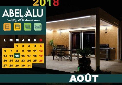 AOÛT 2018 – ABEL ALU